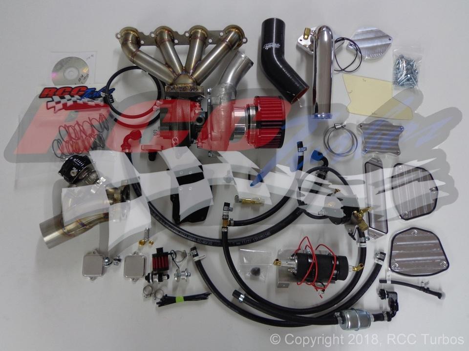 Kawasaki ZX14 Stage 1 Turbo System 2006-2020 models
